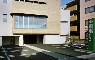 榮樂内科駐車場完備